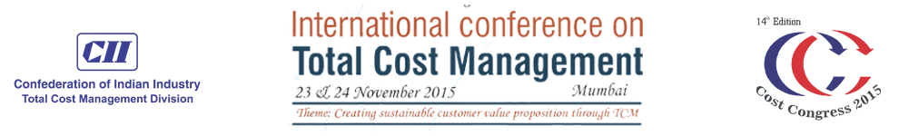 13 Edition International conference on Total Cost Management